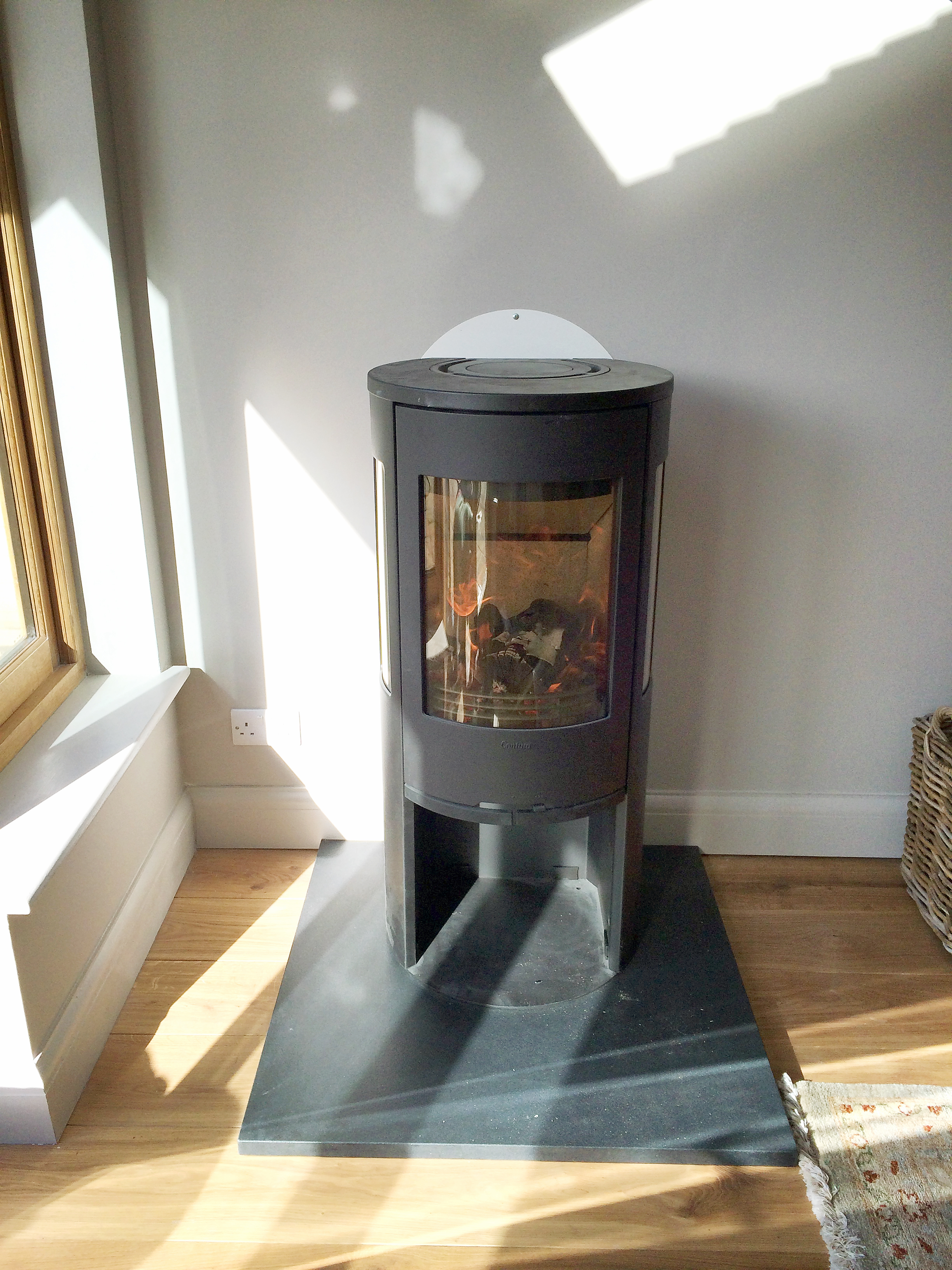free hearth and stove standing burning freestanding pin our wood protection wall fireplace fireplaces