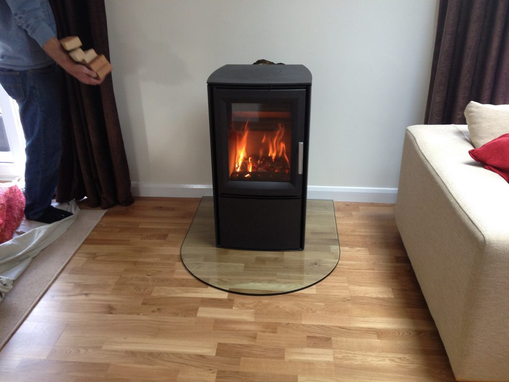 Wood Stove Installation Seale Surrey Fire Bug Wood