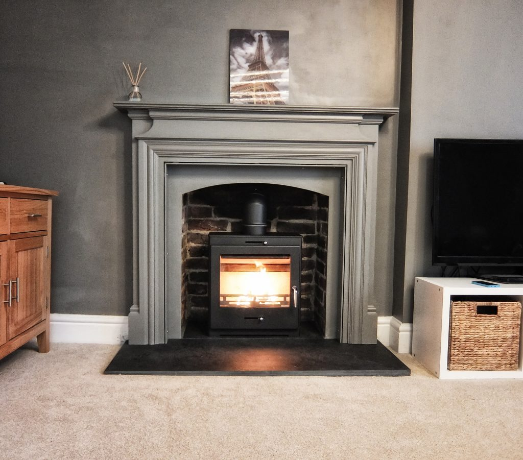 Hetas Wood Burner Installation Guildford Surrey Fire