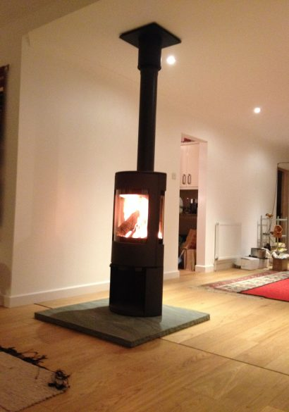 Free Standing wood burning stove Woking