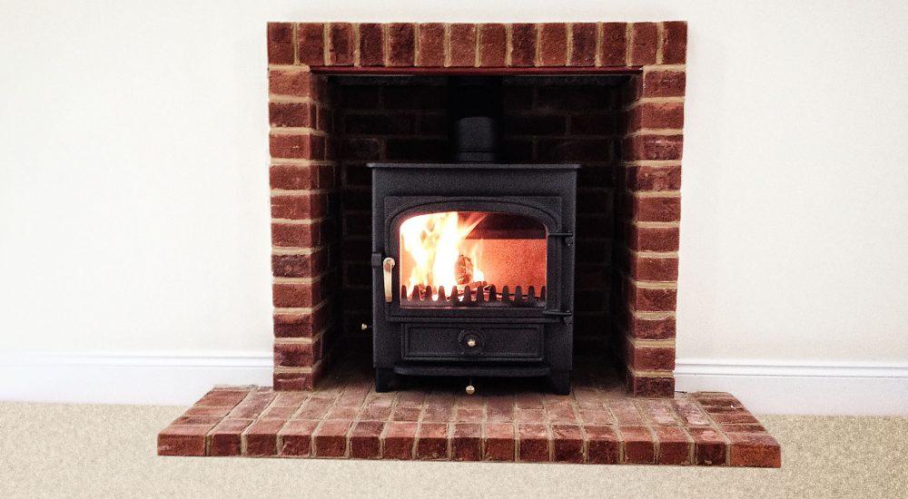 cleaves wood burning stove, woking, Surrey