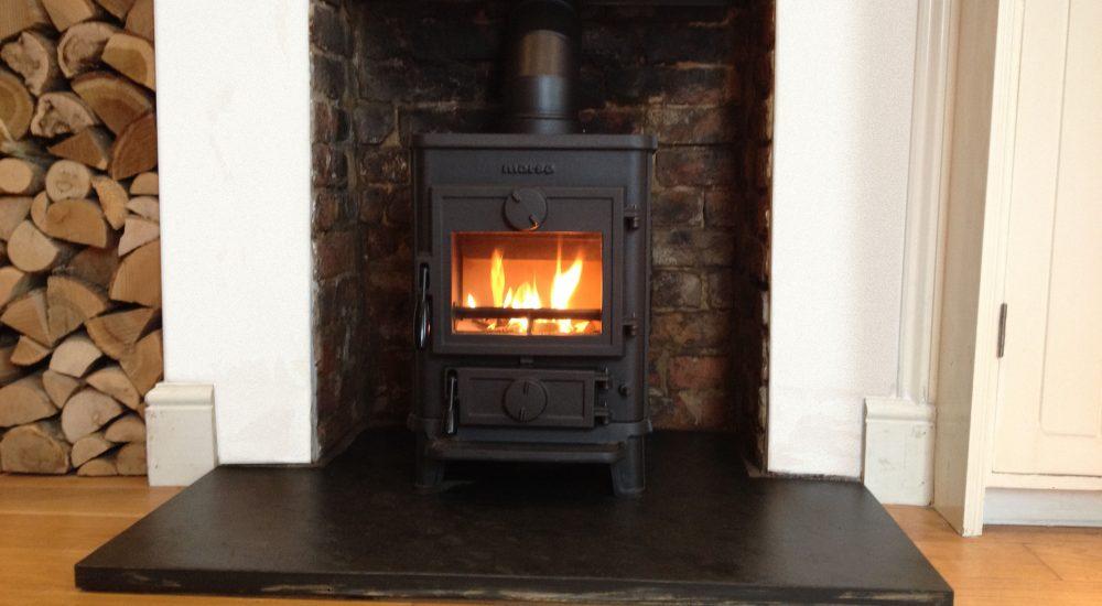 morse wood burning stove Mytchette