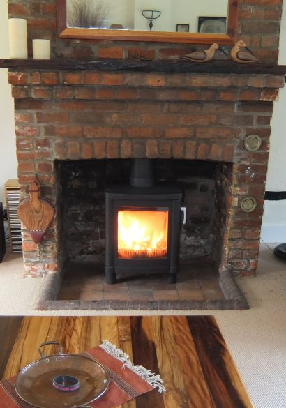 wood burning stoves Pirbright