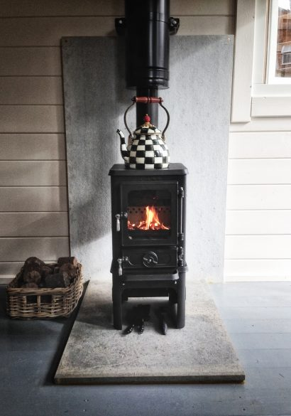 Small Wood Burner for small spaces