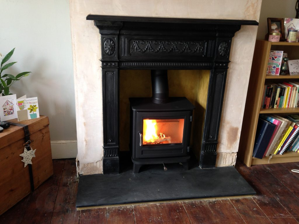 Recent Work By Firebug Wood Burning Stove Specialist