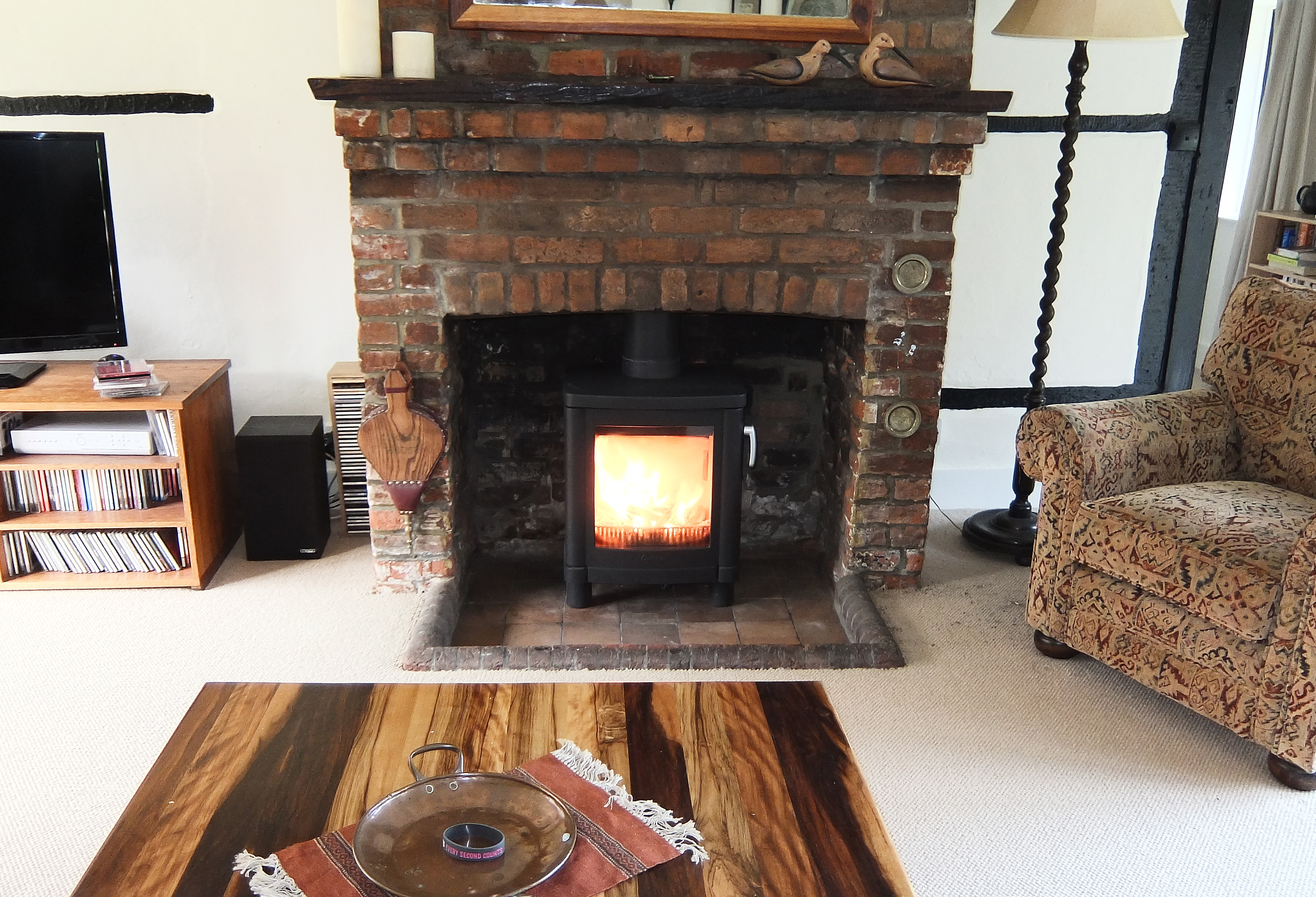 Cool Wood Burning Stove Archives Fire Bug Wood Burning Installation Interior Design Ideas Greaswefileorg