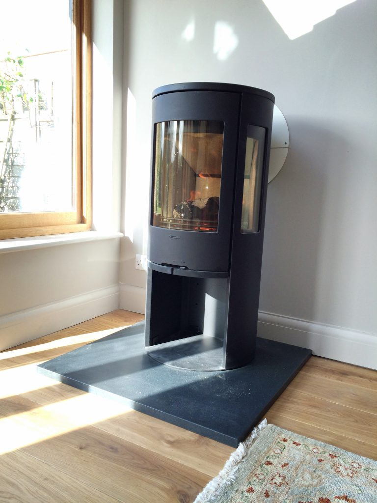 Free Standing Stove Installation Godalming Surrey Fire