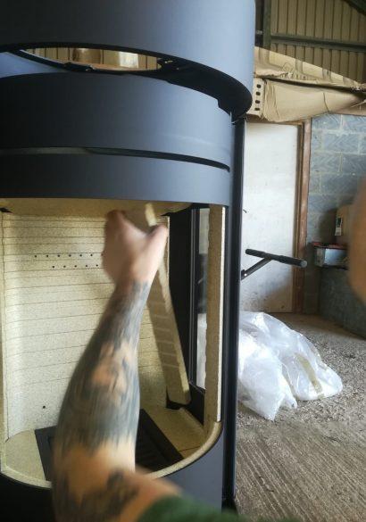 firebrick replacement