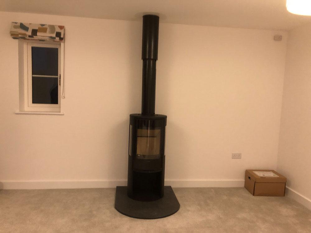 Contura 556 style wood burner
